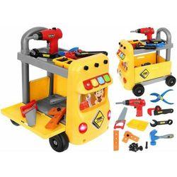 Wózek narzędziowy dla chłopców