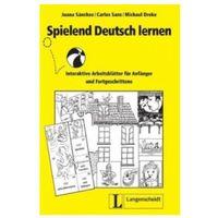 Książki do nauki języka, Spielend Deutsch Lernen (opr. miękka)