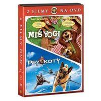 Pakiety filmowe, Pakiet zwariowane zwierzaki (2 dvd)