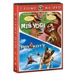 Pakiet zwariowane zwierzaki (2 dvd)