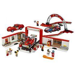 LEGO Speed Champions 75889 Rewelacyjny warsztat Ferrari - BEZPŁATNY ODBIÓR: WROCŁAW!