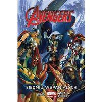 Komiksy, Avengers Siedmiu wspaniałych - Mark Waid (opr. miękka)