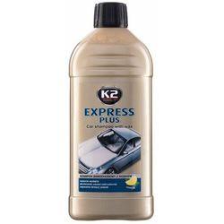 K2 Express Plus szampon samochodowy z woskiem carnauba 500ml