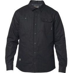 koszula FOX - Montgomery Lined Work Shirt Black (001) rozmiar: L