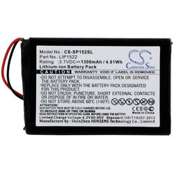 Sony Dualshock 4 Wireless Controller / LIP1522 1300mAh 4.81Wh Li-Ion 3.7V (Cameron Sino)