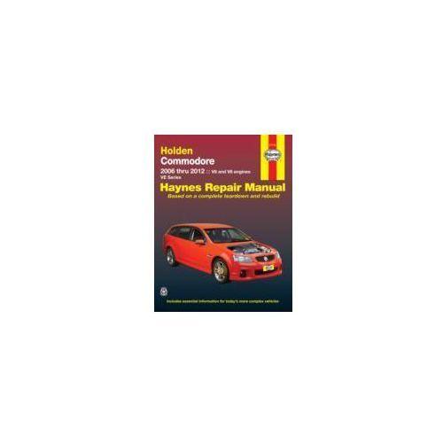 Biblioteka motoryzacji, Holden Commodore 2006 - 2012