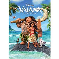 Vaiana: Skarb oceanu (DVD)