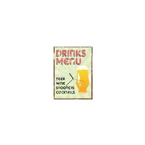 Zegary, Alkochol, piwo
