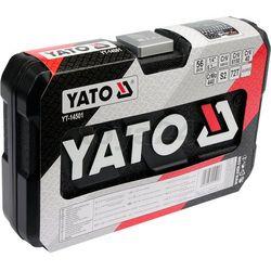 """Yato Zestaw narzędziowy 1/4"""" kpl 56 szt"""