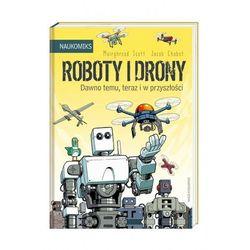 """Książka """"Roboty i drony..."""" 3Y38IZ Oferta ważna tylko do 2023-05-12"""