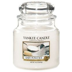 Yankee Candle Classic Baby Powder 623 g