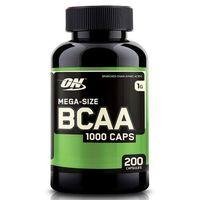 Aminokwasy, Optimum Nutrition BCAA 1000 200 kaps