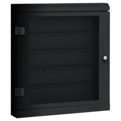 Szafka na klucze, 100x, czarna