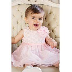 Sukienka niemowlęca na Chrzest 6K38AK Oferta ważna tylko do 2023-05-28