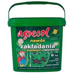Agrecol Nawóz do zakładania i regeneracji trawników 5 kg