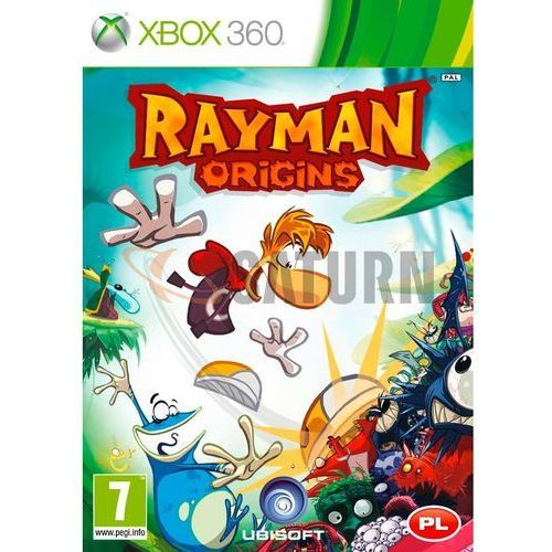 Gry na Xbox 360, Rayman Origins (Xbox 360)