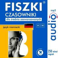 Audiobooki, FISZKI audio - j. niemiecki - Czasowniki dla średnio zaawansowanych - Kinga Perczyńska