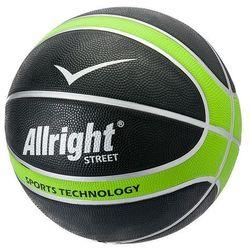 Piłka do koszykówki Allright Street Green 7