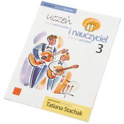 AN Stachak Tatiana ″Uczeń i nauczyciel cz.3 (duety gitar)″ książka
