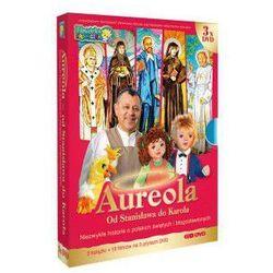 Aureola- od Stanisława do Karola album 3 płyt DVD +etui Promocja (-18%)
