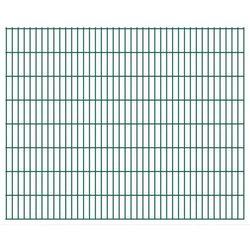 Panel ogrodzeniowy 2008x1630 mm, zielony