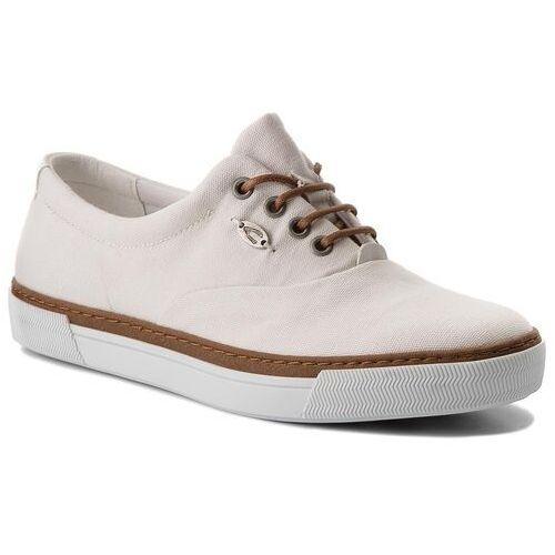 Damskie obuwie sportowe, Tenisówki CAMEL ACTIVE - 842.74.01 Off White