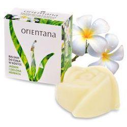 Balsam do ciała w kostce - Jaśmin i zielona herbata
