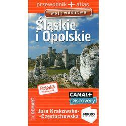 Śląskie i opolskie. Przewodnik + atlas (opr. miękka)