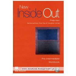 New Inside Out Pre-Intermediate Workbook (zeszyt ćwiczeń) without Key and Audio CD (opr. miękka)
