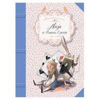 Literatura młodzieżowa, Alicja w Krainie Czarów - Lewis Carroll - książka (opr. twarda)