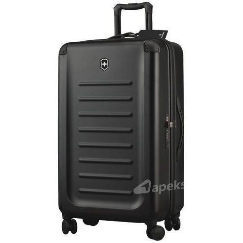 """Torby i walizki, Victorinox Spectra™ 2.0 29"""" duża walizka - czarny ZAPISZ SIĘ DO NASZEGO NEWSLETTERA, A OTRZYMASZ VOUCHER Z 15% ZNIŻKĄ"""