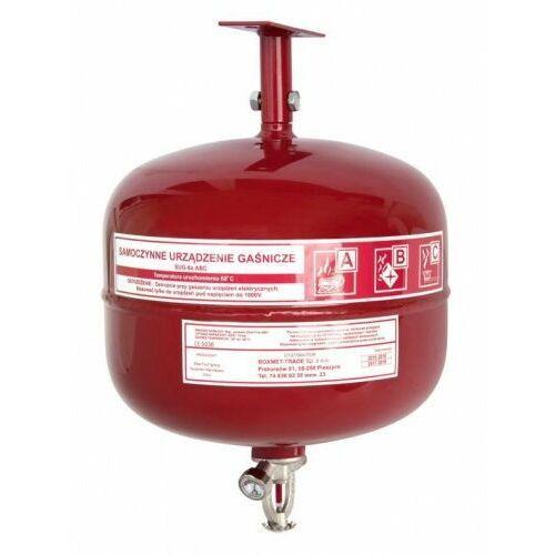 Sprzęt przeciwpożarowy, Samoczynne urządzenie gaśnicze 12 kg - SUG-2X ABC