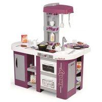 Kuchnie dla dzieci, Smoby Kuchenka Tefal Studio XL fioletowa elektroniczna