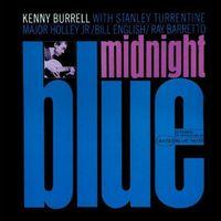 Pozostała muzyka rozrywkowa, MIDNIGHT BLUE (RUDY VAN GELDER REMASTER) - Kenny Burrell (Płyta CD)