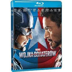 Kapitan Ameryka: Wojna bohaterów (BD)