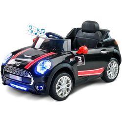 Pojazd samochód dziecięcy na akumulator + Pilot Maxi TOYZ Czarny
