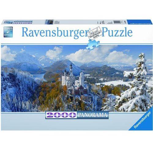 Puzzle, RAVEN Puzzle Zamek Neuschwanstein