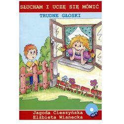 Trudne głoski + CD (opr. broszurowa)