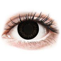 Soczewki kontaktowe, ColourVUE BigEyes Dolly Black - korekcyjne (2 soczewki)