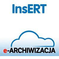 Programy kadrowe i finansowe, Abonament na e-Archiwizacje dla InsERT 40 GB