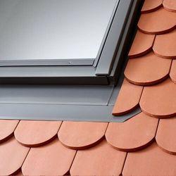 Kołnierz do okna dachowego VELUX EDB 0000 CK02 55x78 do pokryć płaskich