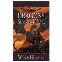 Książki do nauki języka, Dragons of Summer Flame (opr. miękka)