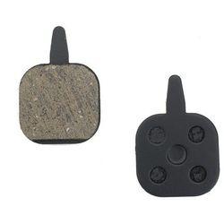 Okładziny półmetaliczne ZEIT DK-81 do hamulców tarczowych Tektro IOX