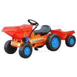 Traktorek wywrotka na pedały HECHT 51412