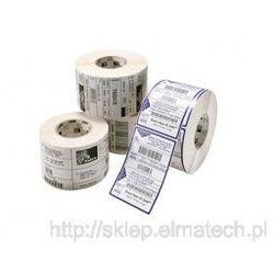 Etykiety termotransferowe papierowe 102x64 - 2220szt.