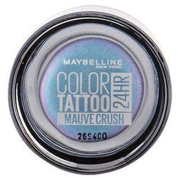 Maybelline Przedłużone koloru cieni do powiek tatuażu 24godz 4 g (cień 87 Mauve Crush)
