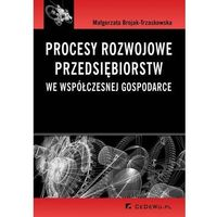 Biblioteka biznesu, Procesy rozwojowe przedsiębiorstw we współczesnej gospodarce (opr. miękka)