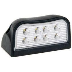 Lampa LED oświetlenia tablicy rej. (FT026)