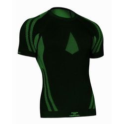 Koszulka męska krótki rękaw Tervel Optiline Light MOD-02 OPT L1102 - czarno zielona