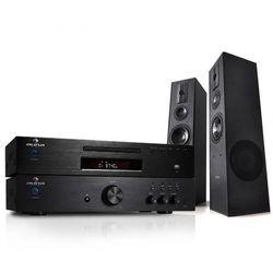 Electronic-Star System Hifi - wzmacniacz 600W, odtwarzacz CD MP3 radio